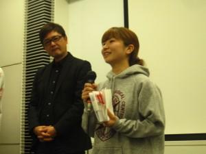 エイジス部門は北谷店の村吉さん!!おめでとうございます。村吉さんは前年も獲得しています。安定して良い接客をしている証ですね。